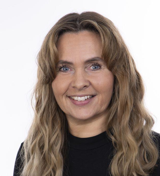 Porträtt Weronica Sjögren