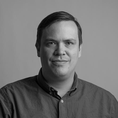 Porträtt Daniel Cronström Nordlo Elevate