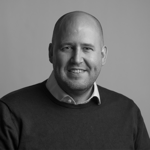 Porträtt på Kristofer Lindström Nordlo Elevate