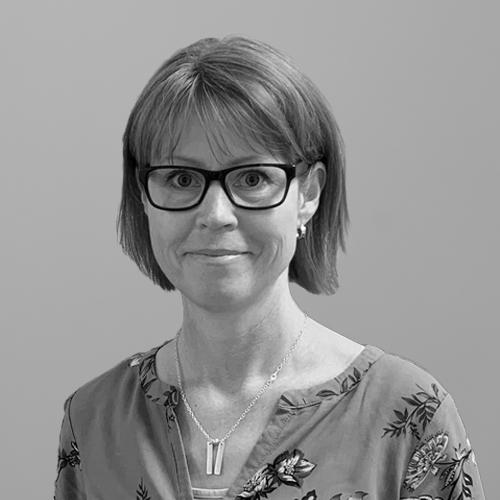 Porträtt på Maria Grönlund Persson Nordlo Elevate