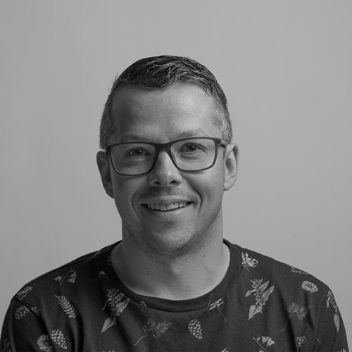 Porträtt Mathias Bergh Nordlo Elevate