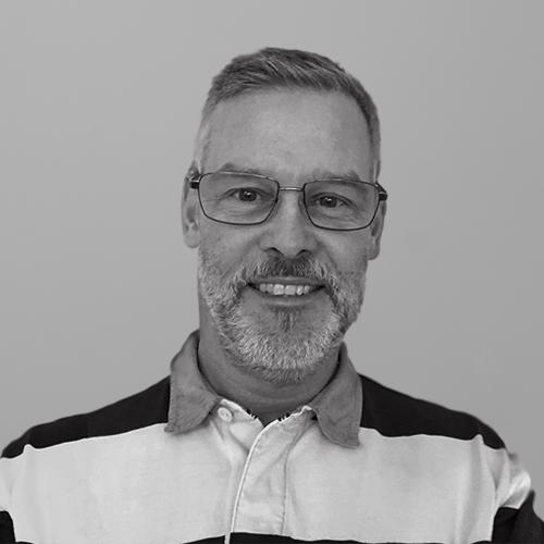 Porträtt på Mikael Larsen Nordlo Elevate