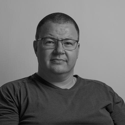 Porträtt Rickard Linder Nordlo Elevate